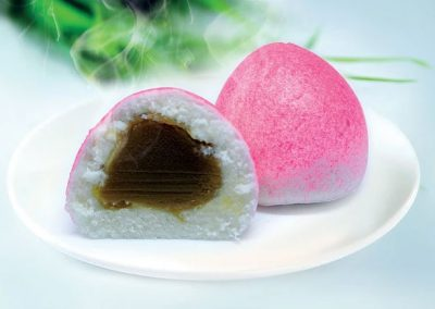 LOGEVITY PEACH PAU